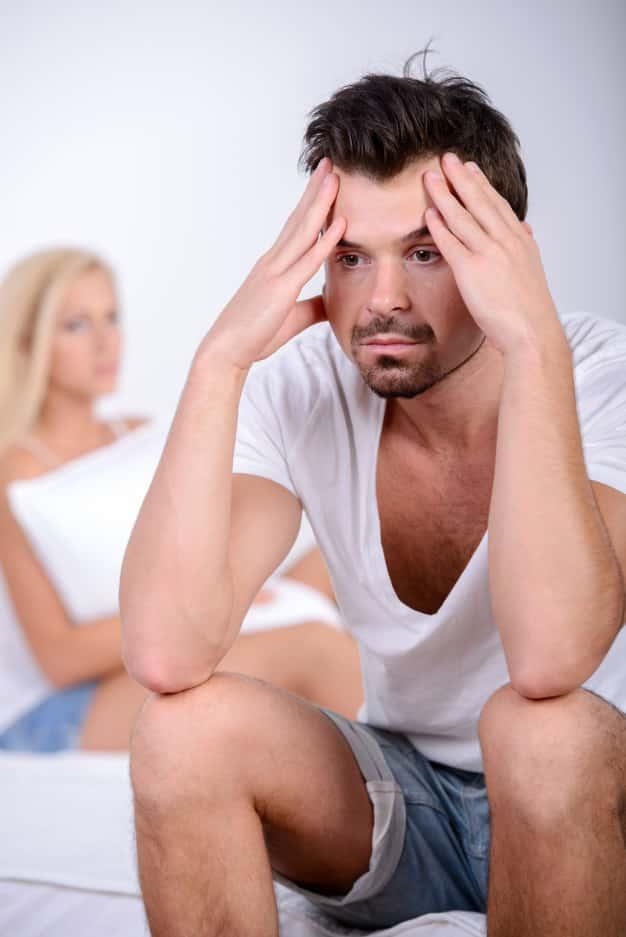 Desacuerdos en la sexualidad de pareja