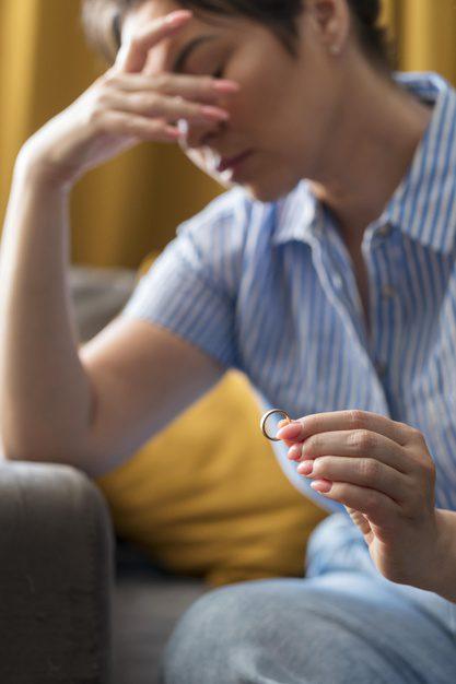 depresion tras divorcio